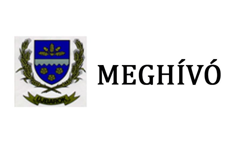 Meghívó Újbarok Községi Önkormányzat Képviselő-testületének rendes ülésére 2020.03.10.